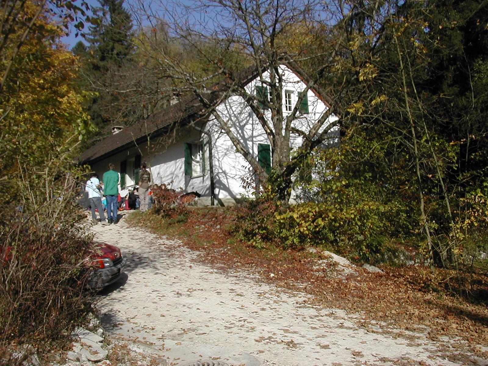 Steinhauerhaus vermietet